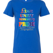Ladies Jr. Fit UH Pride